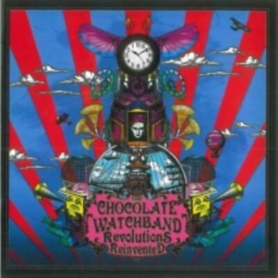 The Chocolate Watch Band: Revolutions Reinvented =LP Vinyl *BRAND NEW*= • 21.99£