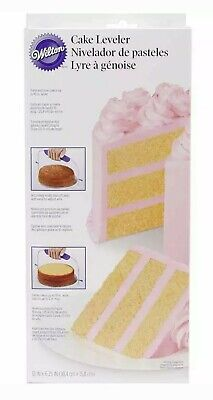 Small Cake Leveler From WIlton 0165 NEW • 11.44£