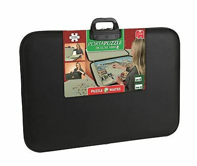 £33.95 • Buy Jumbo Puzzle Mates Portapuzzle Deluxe Jigsaw Board Storage Mat Case 1000 Pieces