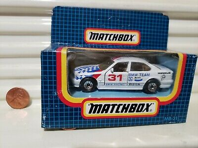 $34.95 • Buy Matchbox MB31 BMW 535i FINA Series 5 New Mint In Very Good To Excellent Box