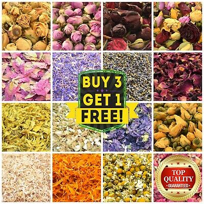 £3.96 • Buy Real Dried Flowers For DIY Art Craft Epoxy Resin Jewellery Soap Candle Making