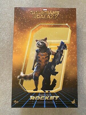$ CDN218.20 • Buy 1/6 Hot Toys MMS 252 Marvel Guardians Of The Galaxy Vol 1 ROCKET Sealed In Box