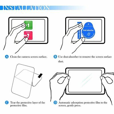 $ CDN9.28 • Buy Tempered Glass Screen Protector Glass For Sony A7II A7III A9 A9 A77 / A7R A7S KW