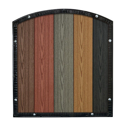 £18 • Buy Composite Gate & Fence Boards Tongue & Groove 1850x161x19mm Low Maintenance
