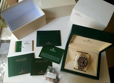 AU20000 • Buy Rolex Sea-Dweller 116600 SD4K 40mm 2016 Full Set, Under Warranty + Extra Straps