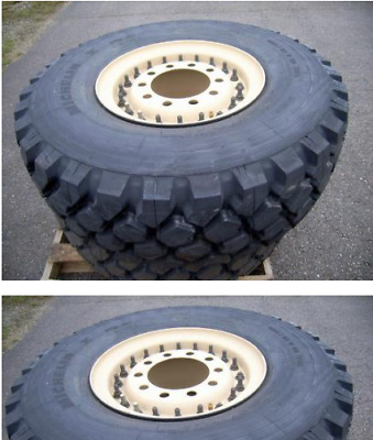 $2500 • Buy NEW MRAP TIRE AND WHEEL  395x85xr20 Heavy Duty Military Tire And Wheel