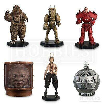 Doctor Who 1/16 Resin Scale Model Figures Eaglemoss Collection Face Of Boe Yeti • 14.99£