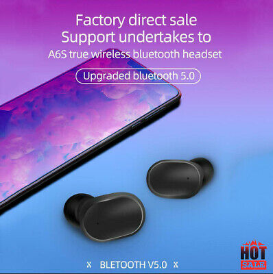 $10.75 • Buy Bluetooth 5.0 For Xiaomi Redmi AirDots Wireless Earphone Active Headsets Ea P2J5