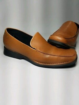 Rockport Brown Loafer Pumps Flats Leather Womens Size 7 M  • 18.56£