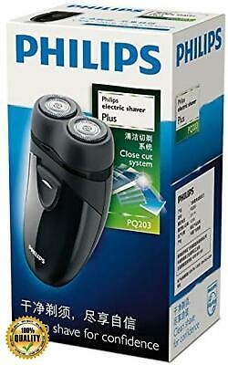 Philips Men's Cordless Electric Travel Shaver PQ203/17 With Travel Pouch • 21.69£