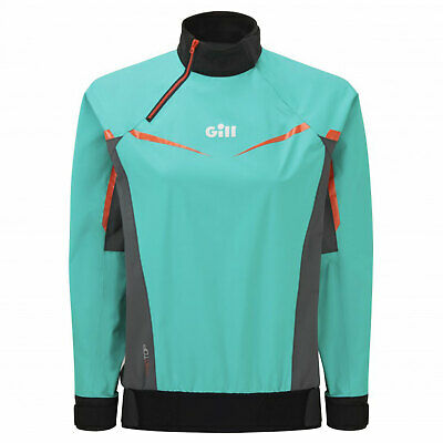 £90 • Buy 2020 Gill Womens Pro Spray Top - Turquoise - 5013W 12
