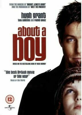 About A Boy - Video, Book And Cd Boxset (Used) • 4£