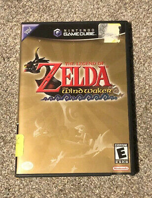 $35 • Buy Legend Of Zelda: The Wind Waker GameCube 2003 - Original Case No Manual