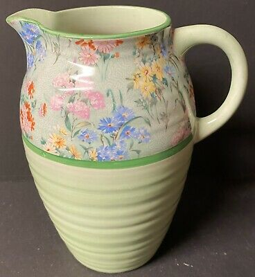Shelley Melody Water Jug 17cm • 25£