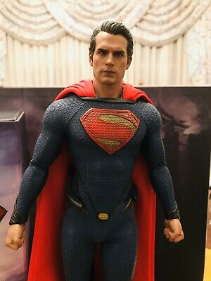 $ CDN264.48 • Buy HOT TOYS 1/6 MAN OF STEEL SUPERMAN MMS 200 With KRYPTONIAN COMMAND KEY