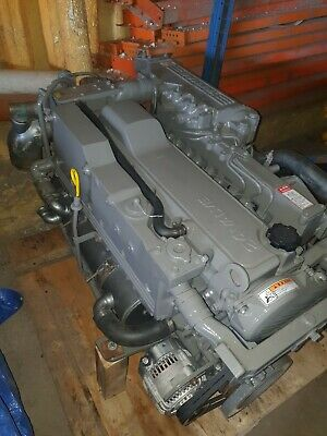 Yanmar Diesel Engine Marine 6lp 24 Valve 315hp 12 Volt. Reconditioned.   • 11,340£