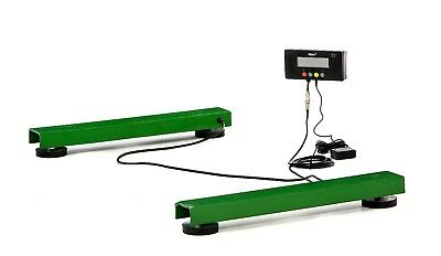 Weight Beams 3000kg Cattle Horse Scale Animal Crush Size 27   686mm • 537£