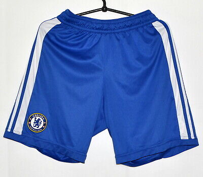 Chelsea London 2011/2012 Home Football Shorts Jersey Adidas Size M Adult • 27.99£