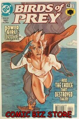 Birds Of Prey #42 (2002) 1st Printing Bagged & Boarded Dc Comics • 2.99£