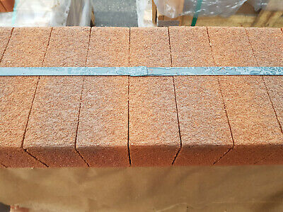 Carlton Heather Sandfaced 65mm Cheap Brown Facing Bricks 400Pack Ibstock Hanson • 350£