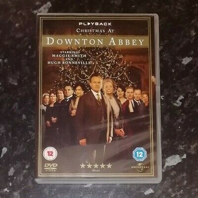 Christmas At Downtown Abbey (DVD, 2011) Hugh Bonneville, Maggie Smith • 1.99£