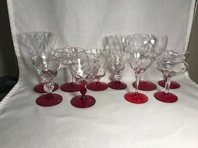 $20 • Buy Morgantown Fire And Ice Institutional Barware VARIOUS Shapes.
