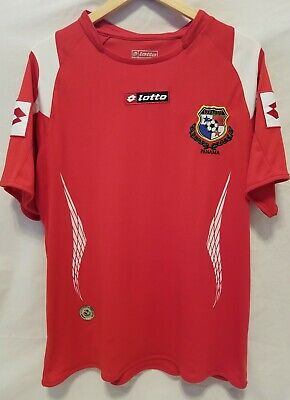 $14.50 • Buy Rare Panama Lotto Authentic Soccer Futbol Jersey, National Team Size L