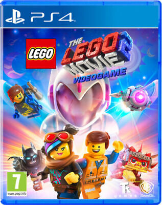 AU33.75 • Buy Lego Movie 2 The Videogame PS4 PlayStation 4 Game PAL Vers New Sealed In Stock
