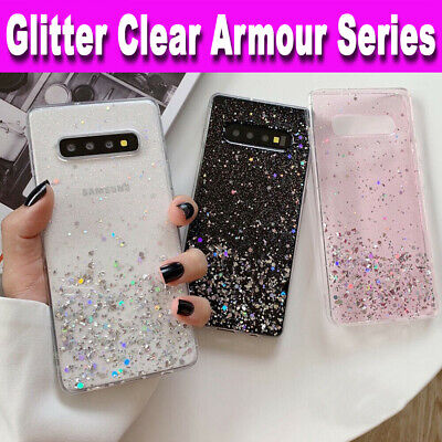 $ CDN7.76 • Buy For Samsung S10,S9,S8,S20,A20e,A41,A21s GLITTER BLING Shockproof TPU Case Cover