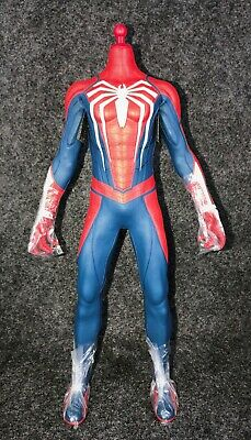 $ CDN251.24 • Buy Hot Toys 1/6 VGM31 Spider-Man PS4 Advanced Suit - Body And Outfit - US Seller