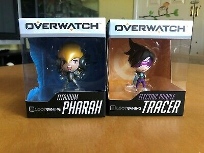 AU50 • Buy Overwatch Cute But Deadly Tracer And Pharah Loot Gaming Exclusive