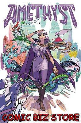Amethyst #1 (of 6) (2020) 1st Printing Amy Reeder Main Cover Dc Comics • 3.55£