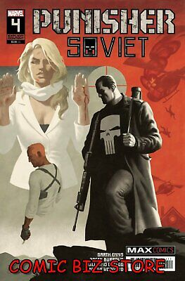£2.31 • Buy Punisher Soviet #4 (of 6) (2020) 1st Printing Paolo Rivera Main Cover Marvel