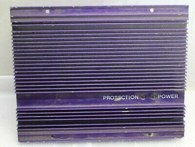 $ CDN125.23 • Buy Welton Car Power Amplifier 2 Channel Used Usa Made Rare Old School