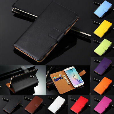 $ CDN5.09 • Buy Leather Flip Wallet Case Stand Cover For Samsung Galaxy Note 8  And Note 9