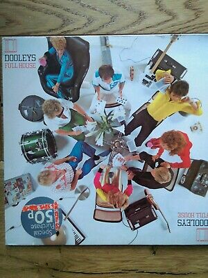 The Dooleys ‎– Full House GTO ‎– GTTV 050 Vinyl, LP, Album  • 3.80£