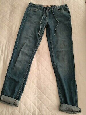 Next Womens' Jeans - Slouch Everyday - Size 8 Long - BNWT • 20£