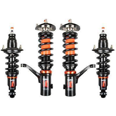 $993 • Buy Riaction 32 Way Full Adjustable Coilovers For Honda Civic 2001-2005 EP3 EM2