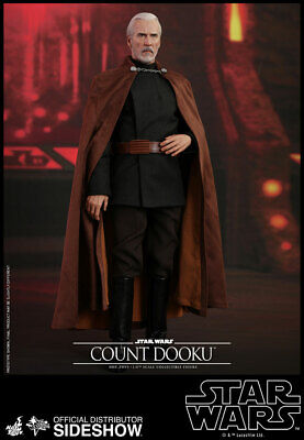 $ CDN323.99 • Buy Hot Toys Star Wars: Attack Of The Clones COUNT DOOKU Figure 1/6 Scale MMS496