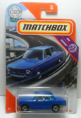 $0.99 • Buy Matchbox 2020 '69 Bmw 2002 Mbx Highway 50/100 Mint On Card