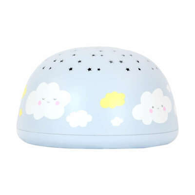 SomeShine Starry Sky Night Light Projector With Music Blue New/Boxed For Kids • 22.38£