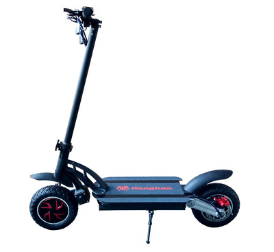 $ CDN1316.88 • Buy 2400w/48v Two Wheel 10in. Folding Off Road Electric Scooter FAST 31MPH