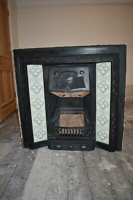 Victorian Style Cast Iron Fireplace 960mm High 970mm Wide • 50£