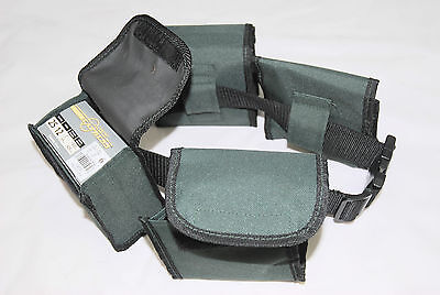 £8.50 • Buy Cartridge Belt Holds 4 X 25 12g Boxes 28-54 Inch Waist Clay Pigeon Shooting, New