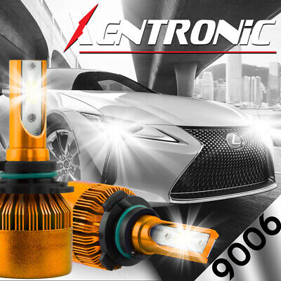 $19.99 • Buy XENTRONIC LED HID Headlight Conversion Kit 9006 6000K For 1998-2000 Lexus GS400