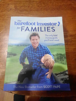 AU12 • Buy The Barefoot Investor For Families Scott  Pape
