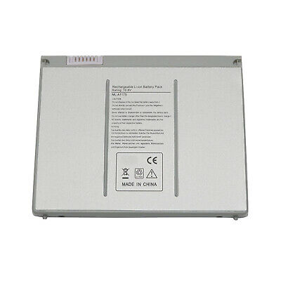 $49.62 • Buy Battery A1175 Capacity 10.8V/60WH Replace For Apple MacBook Pro 15 A1226 (2008)