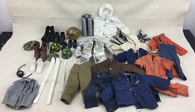 $ CDN200 • Buy Gi Joe Massive Vintage 1960's Accessory Lot Good Condition Overall - 39 Items