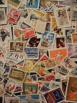 125 Hungary (Magyar)Stamps All Different • 0.99£