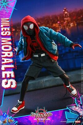 $ CDN537.67 • Buy Hot Toys 1/6 Miles Morales Spider-Man Into The Spider-Verse 12inch Action Figure
